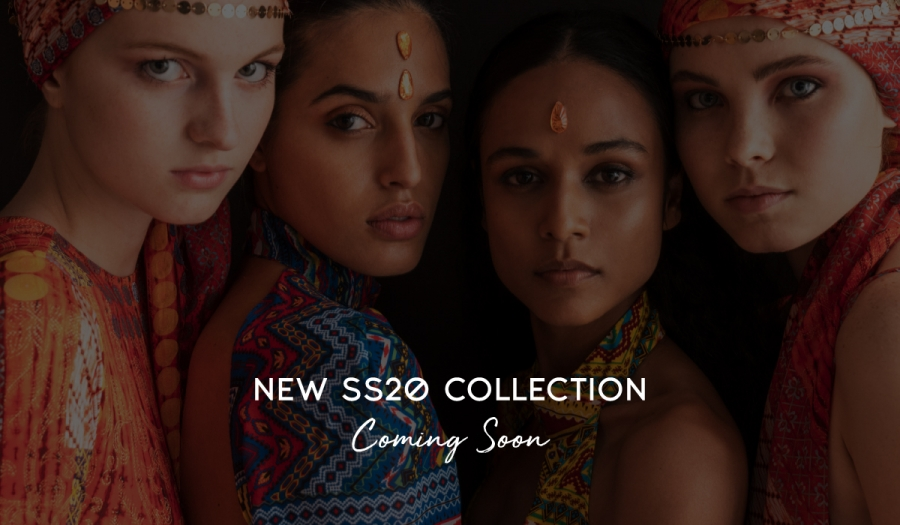 Coming soon - New SS20 Collection